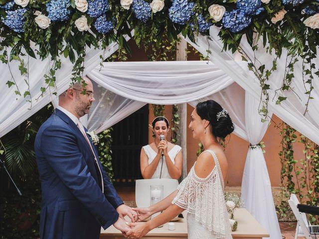 El matrimonio de Andrew y Gloria en Cartagena, Bolívar 25