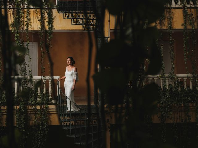 El matrimonio de Andrew y Gloria en Cartagena, Bolívar 26