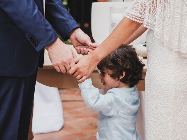 El matrimonio de Andrew y Gloria en Cartagena, Bolívar 27