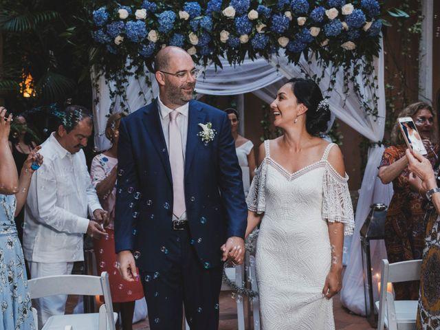El matrimonio de Andrew y Gloria en Cartagena, Bolívar 29