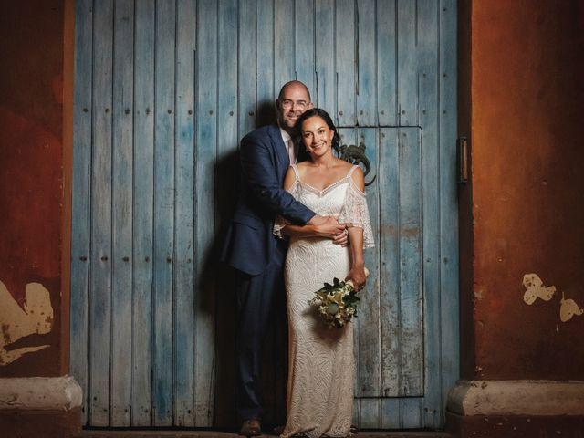 El matrimonio de Andrew y Gloria en Cartagena, Bolívar 38