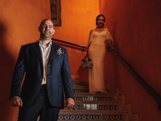 El matrimonio de Andrew y Gloria en Cartagena, Bolívar 46