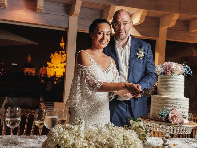 El matrimonio de Andrew y Gloria en Cartagena, Bolívar 48