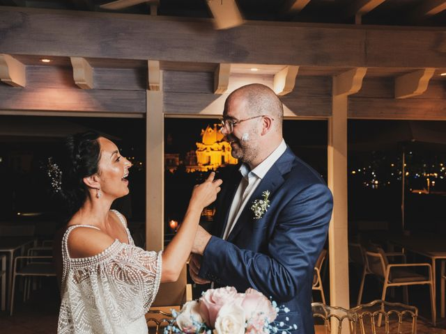 El matrimonio de Andrew y Gloria en Cartagena, Bolívar 49