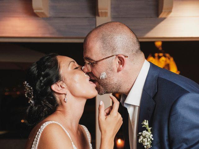 El matrimonio de Andrew y Gloria en Cartagena, Bolívar 50