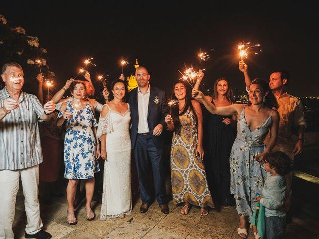 El matrimonio de Andrew y Gloria en Cartagena, Bolívar 51
