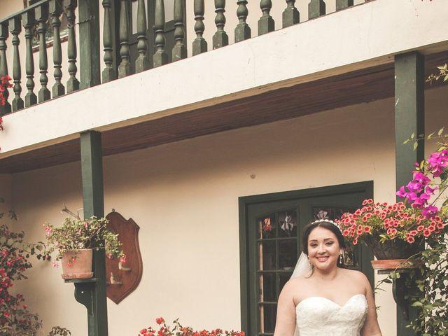 El matrimonio de Camilo y Ana María en La Calera, Cundinamarca 16