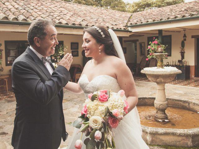 El matrimonio de Camilo y Ana María en La Calera, Cundinamarca 17