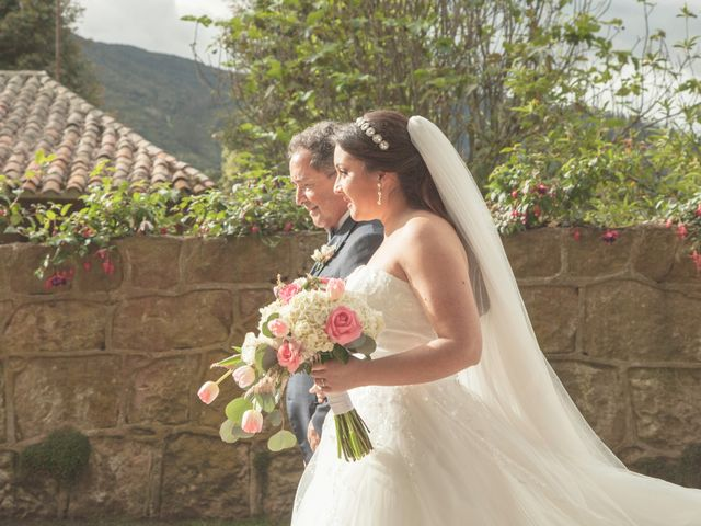 El matrimonio de Camilo y Ana María en La Calera, Cundinamarca 24