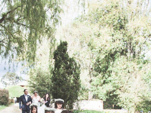 El matrimonio de Camilo y Ana María en La Calera, Cundinamarca 25