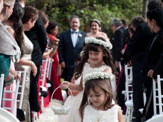 El matrimonio de Camilo y Ana María en La Calera, Cundinamarca 33