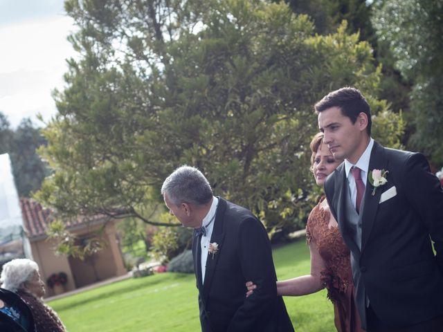 El matrimonio de Camilo y Ana María en La Calera, Cundinamarca 34