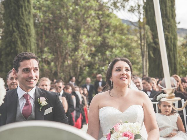 El matrimonio de Camilo y Ana María en La Calera, Cundinamarca 38