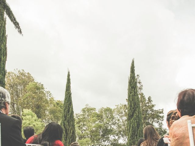 El matrimonio de Camilo y Ana María en La Calera, Cundinamarca 44