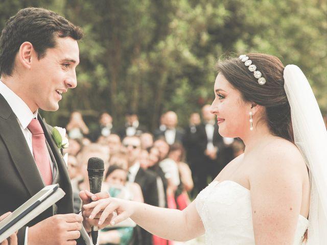 El matrimonio de Camilo y Ana María en La Calera, Cundinamarca 47