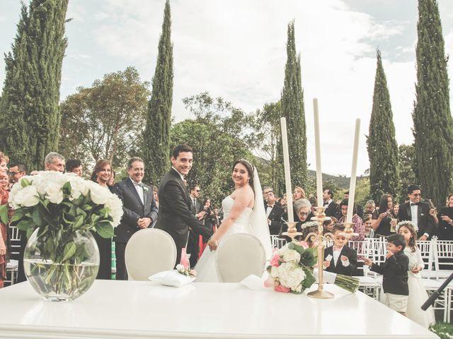 El matrimonio de Camilo y Ana María en La Calera, Cundinamarca 52