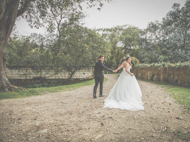 El matrimonio de Camilo y Ana María en La Calera, Cundinamarca 57
