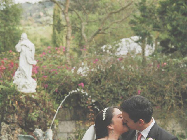 El matrimonio de Camilo y Ana María en La Calera, Cundinamarca 1