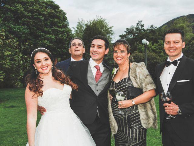 El matrimonio de Camilo y Ana María en La Calera, Cundinamarca 59