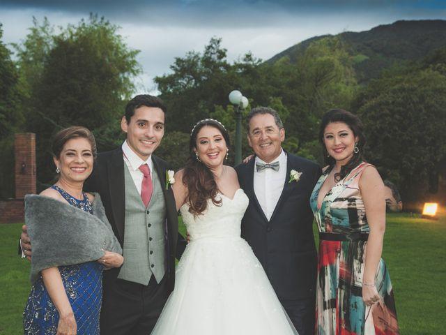 El matrimonio de Camilo y Ana María en La Calera, Cundinamarca 62