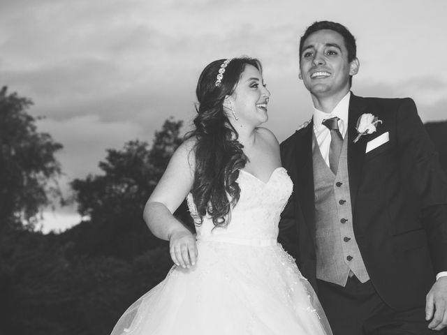 El matrimonio de Camilo y Ana María en La Calera, Cundinamarca 64