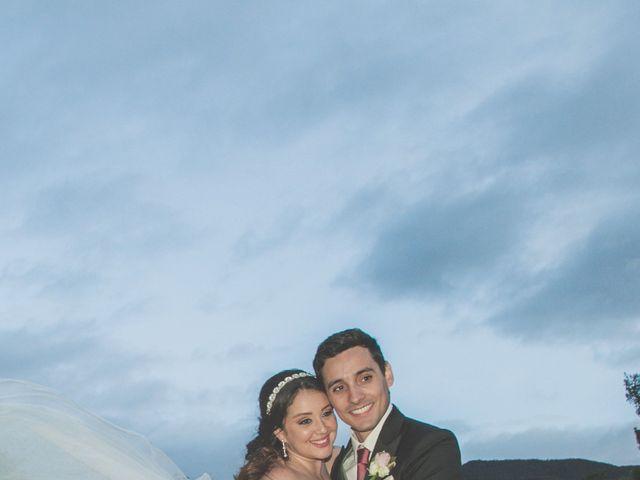 El matrimonio de Camilo y Ana María en La Calera, Cundinamarca 65