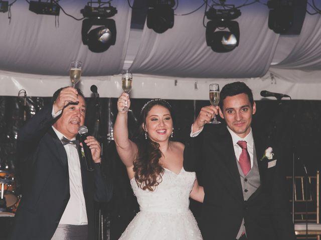 El matrimonio de Camilo y Ana María en La Calera, Cundinamarca 85