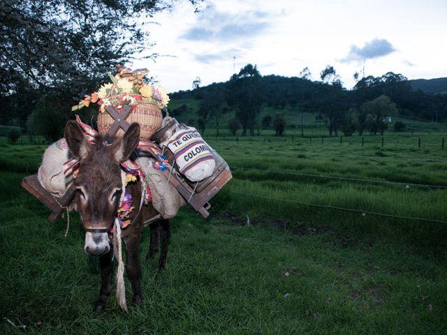 El matrimonio de Camilo y Ana María en La Calera, Cundinamarca 109