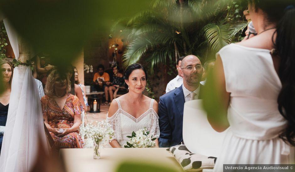 El matrimonio de Andrew y Gloria en Cartagena, Bolívar