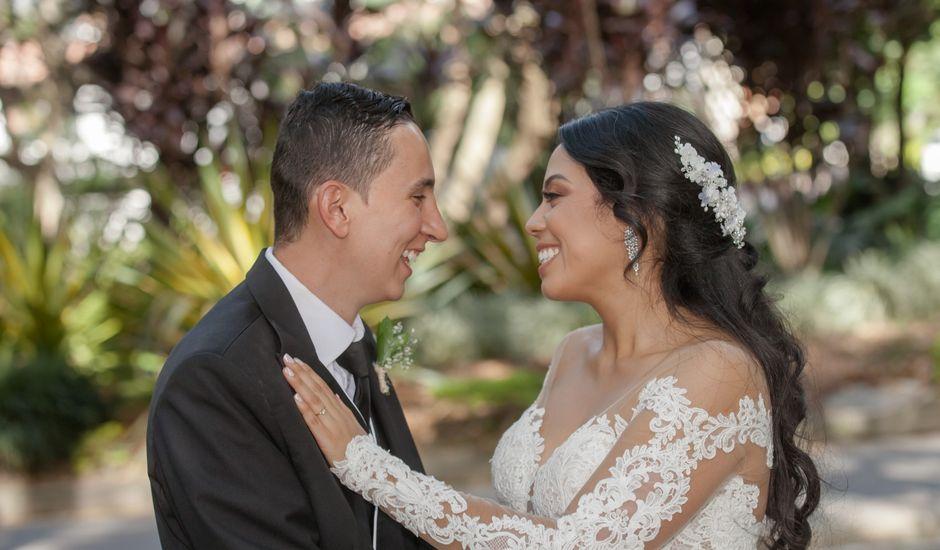 El matrimonio de Daniel y Jeny en Medellín, Antioquia