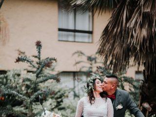 El matrimonio de Silvana  y Mateo 3