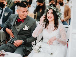 El matrimonio de Silvana  y Mateo