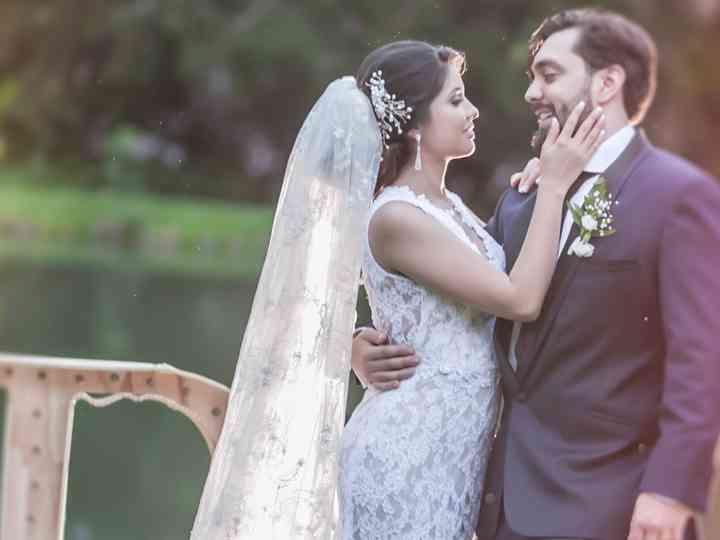El matrimonio de Daniela y Joel
