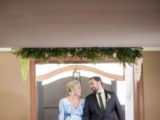 El matrimonio de Daniela y Joel 2