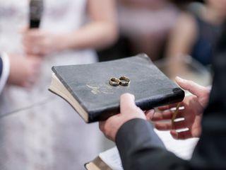 El matrimonio de Daniela y Joel 3