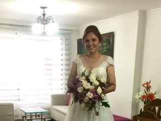 El matrimonio de Eder Andrés  y María Cristina  2