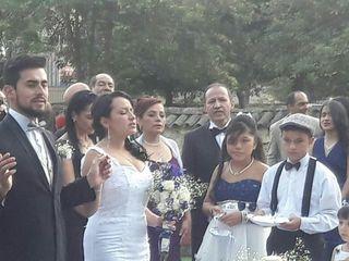 El matrimonio de Katherine  y Santiago 1