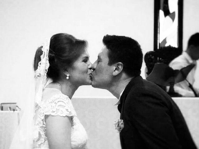 El matrimonio de Eder Andrés  y María Cristina