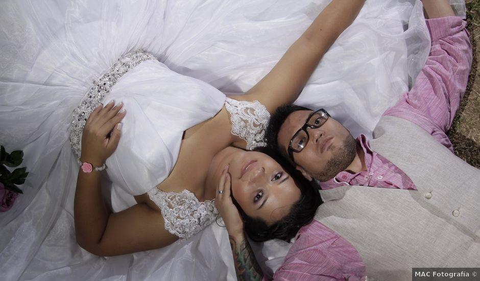 El matrimonio de Ivan y Diana en Ibagué, Tolima