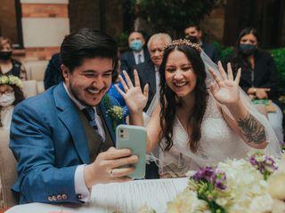 El matrimonio de Adriana  y Jorge 3
