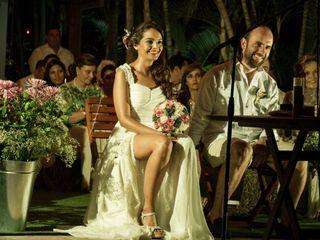 El matrimonio de Valentina y Nicolas