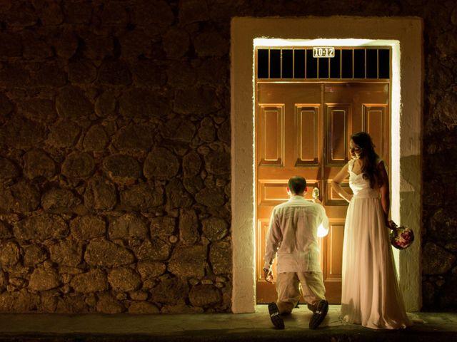 El matrimonio de Nicolas y Valentina en Honda, Tolima 42