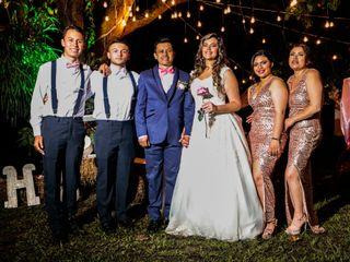 El matrimonio de Clara y Humberto 2