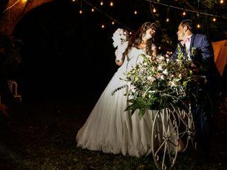 El matrimonio de Clara y Humberto