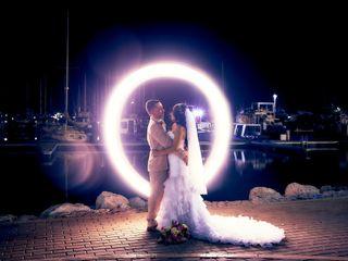 El matrimonio de Emelin y Adolfo