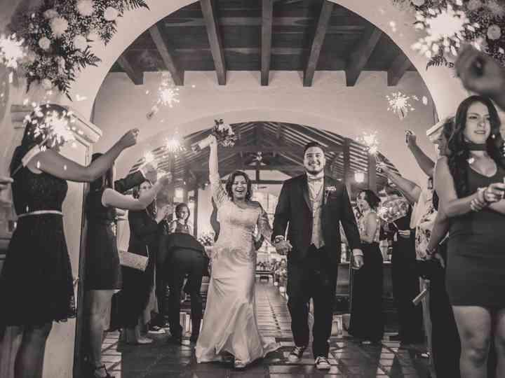 El matrimonio de Luisa y Pablo