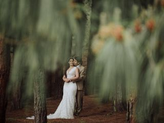 El matrimonio de Juliana y Juan 3