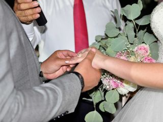 El matrimonio de Angie y Ariel 3