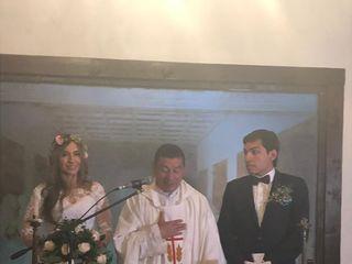 El matrimonio de Sergio y Nohema 1