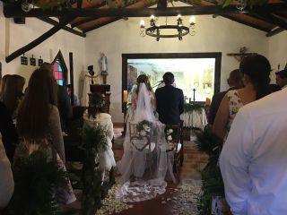 El matrimonio de Sergio y Nohema